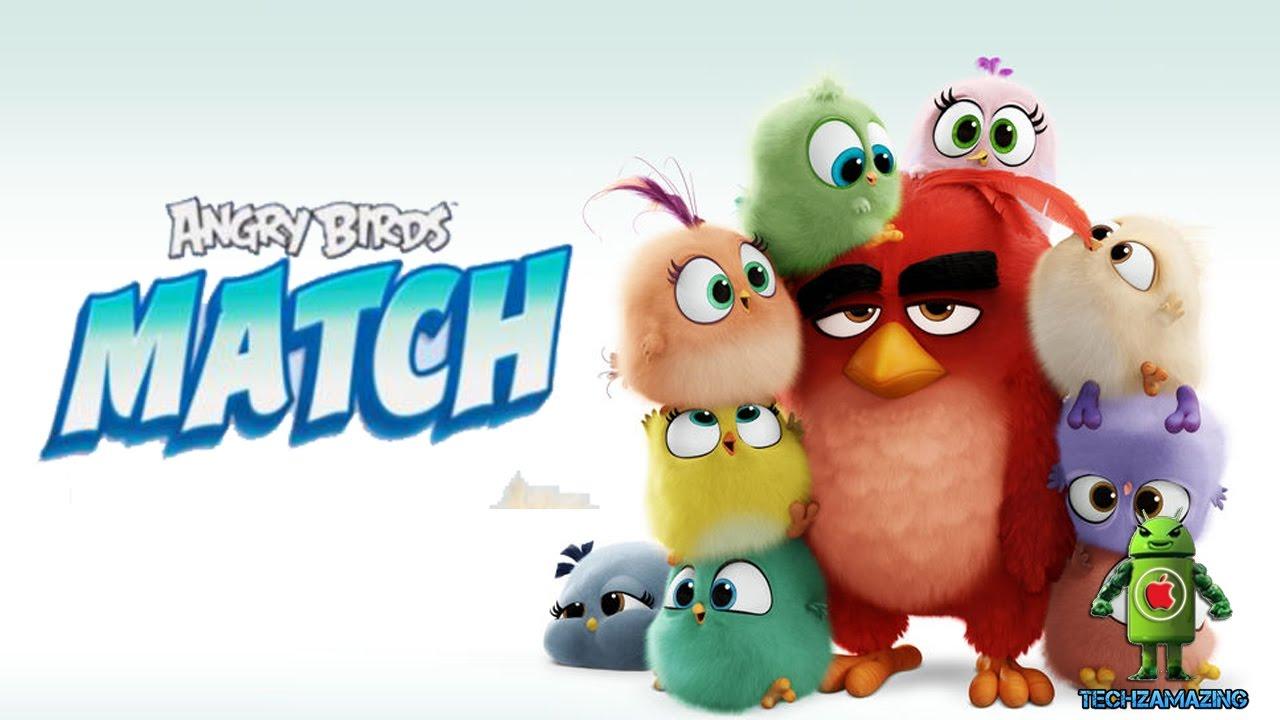 Angry Birds Match v2.8.0 Apk Mod – Dinheiro Infinito