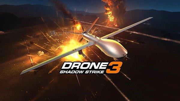 DRONE SHADOW STRIKE 3 v1.13.120 Apk Mod – Dinheiro Infinito
