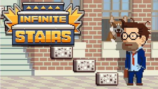 Infinite Stairs v1.3.11 Apk Mod – Dinheiro Infinito