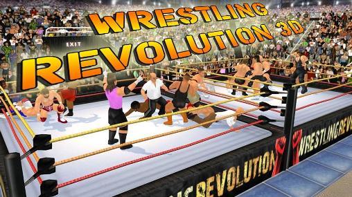 Wrestling Revolution 3D v1.656 Apk Mod – Desbloqueado