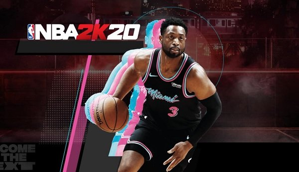 NBA 2K20 apk download