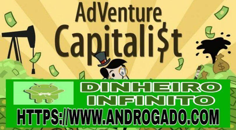AdVenture Capitalist dinheiro infinito