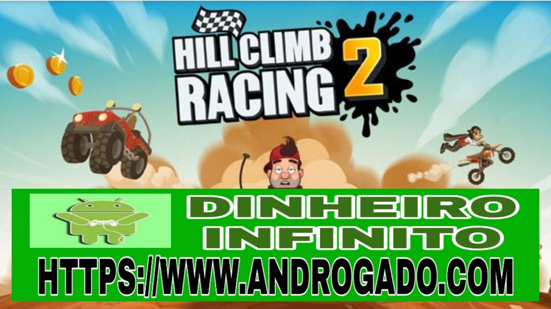 Hill Climb Racing 2 v1.36.7 Apk Mod – Dinheiro Infinito