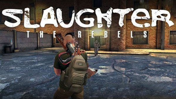 Slaughter 3 The Rebels hack apk