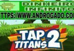 Tap Titans 2 hacked money