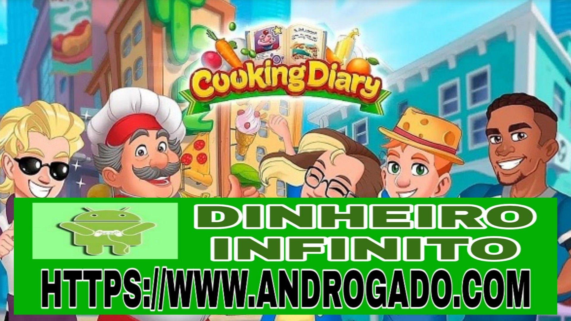 Cooking Diary v1.25.1 Apk Mod – Dinheiro Infinito