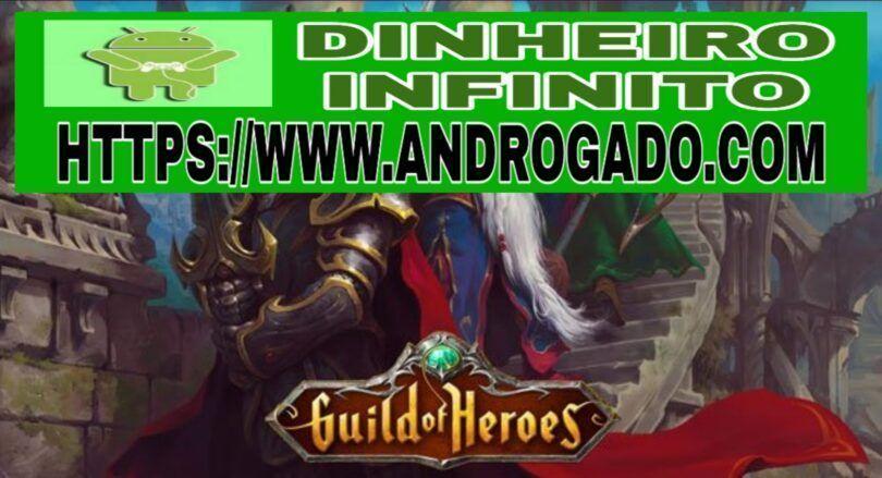Guild of Heroes apk mod hack