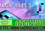 Magic Tiles 3 Dinheiro Infinito