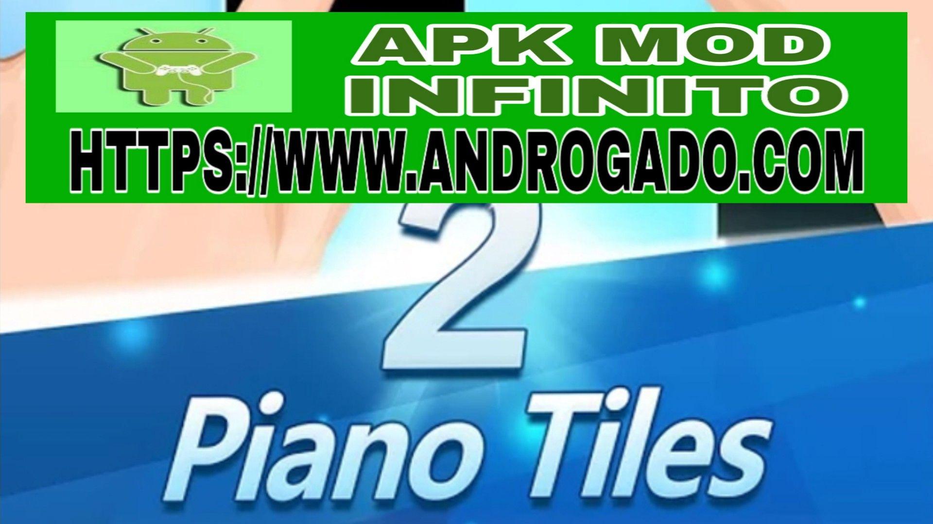 Piano Tiles 2 v3.1.0.45 Apk Mod – Energia Infinita