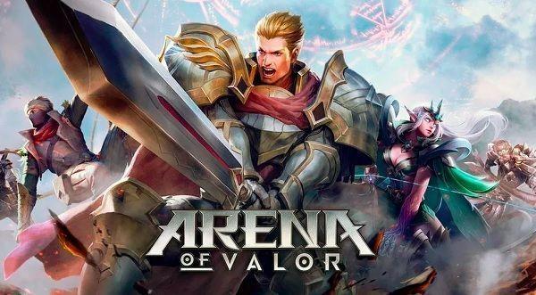 Arena of Valor v1.33.1.5 Apk Mod – Mapa Hack